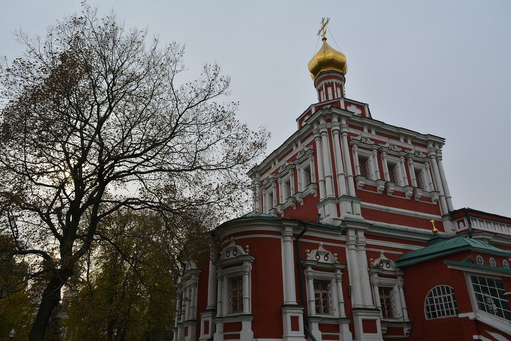 Novodevichy convent, Moscow 19