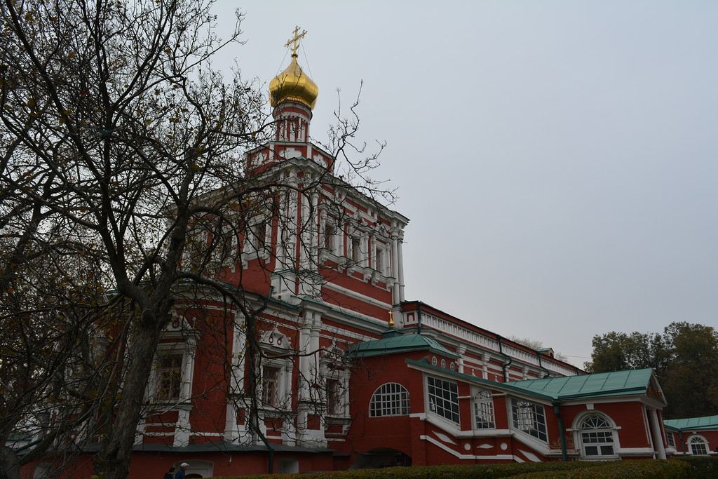 Novodevichy convent, Moscow 20