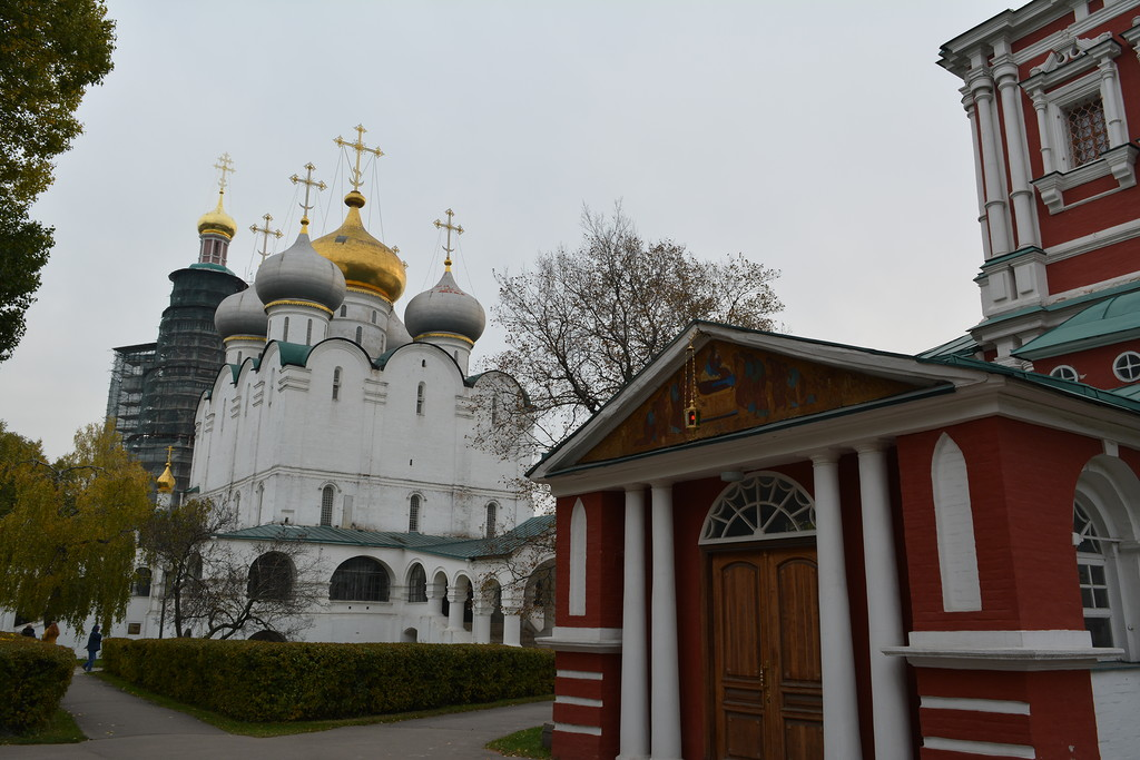 Novodevichy convent, Moscow 22