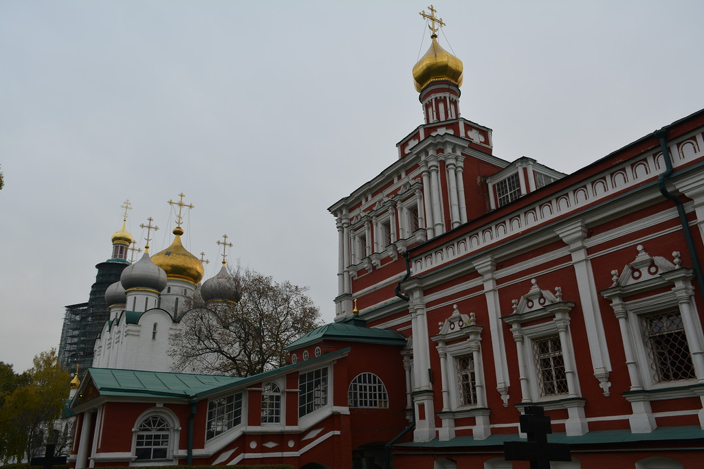 Novodevichy convent, Moscow 23