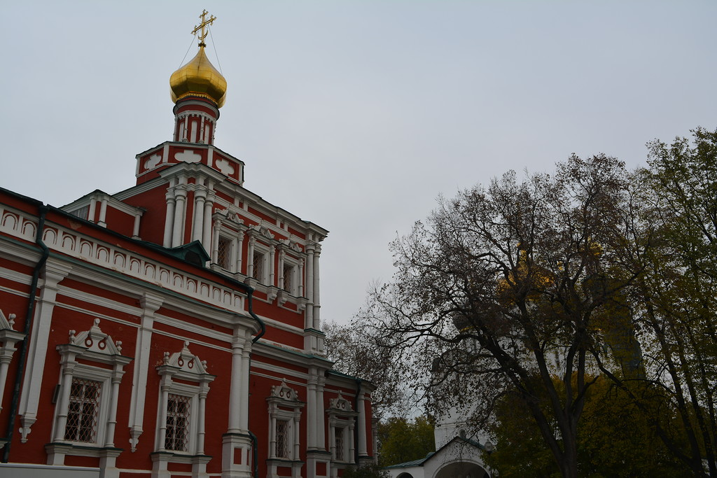 Novodevichy convent, Moscow 26