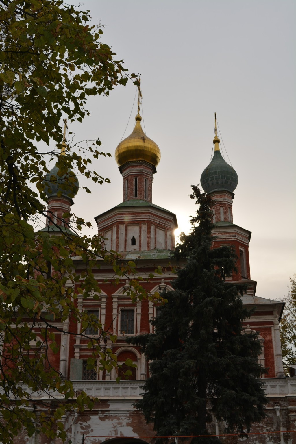 Novodevichy convent, Moscow 31