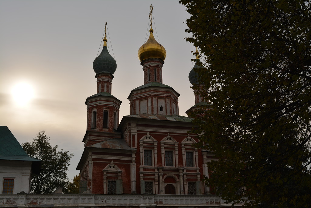 Novodevichy convent, Moscow 32