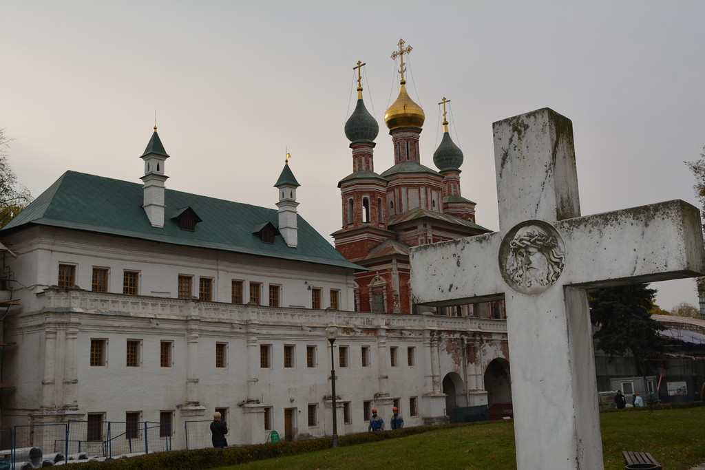 Novodevichy convent, Moscow 34