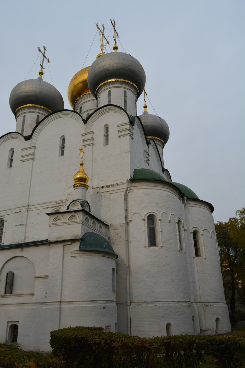 Novodevichy convent, Moscow 37