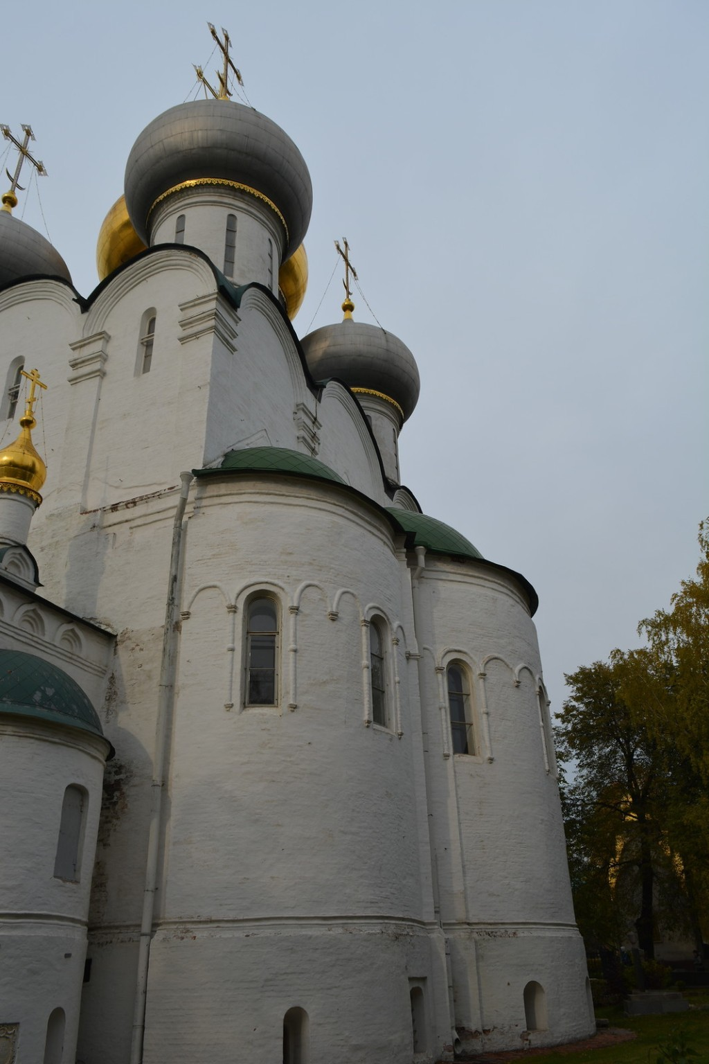 Novodevichy convent, Moscow 38