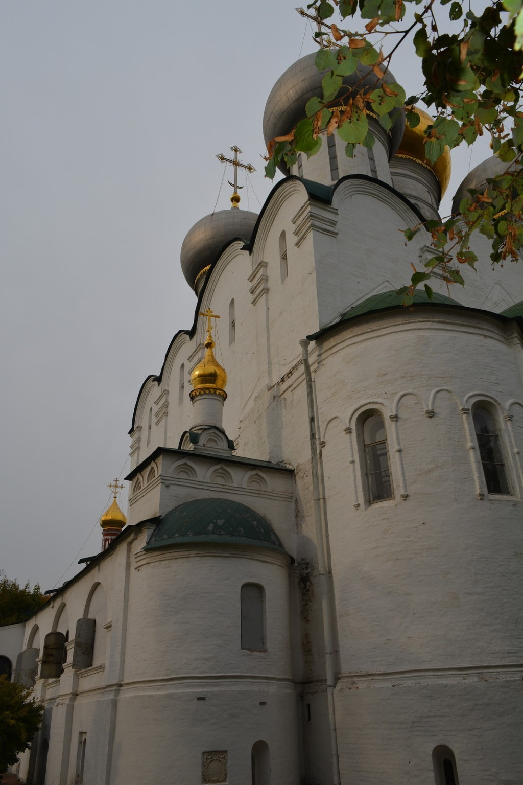 Novodevichy convent, Moscow 39