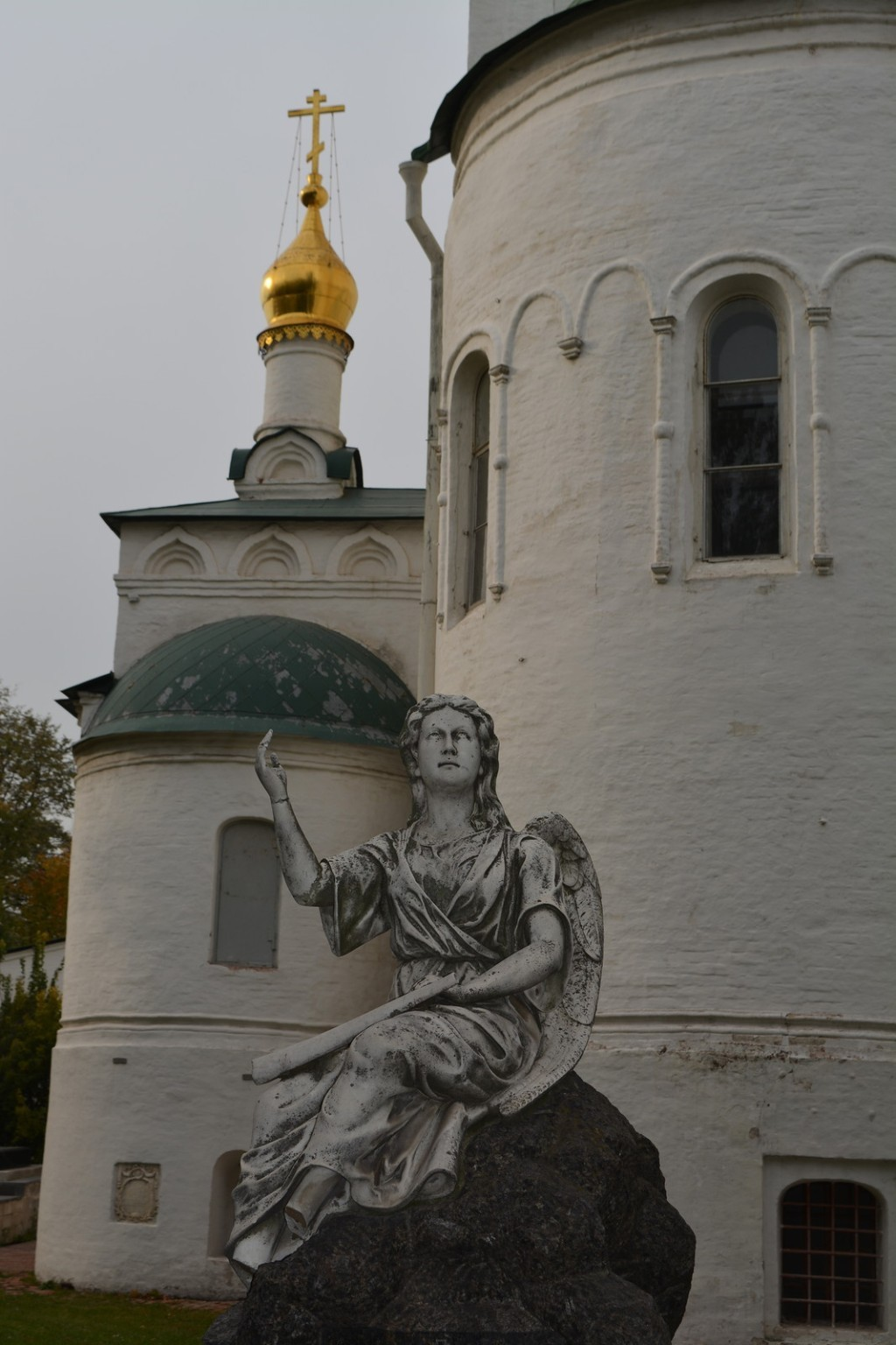 Novodevichy convent, Moscow 42
