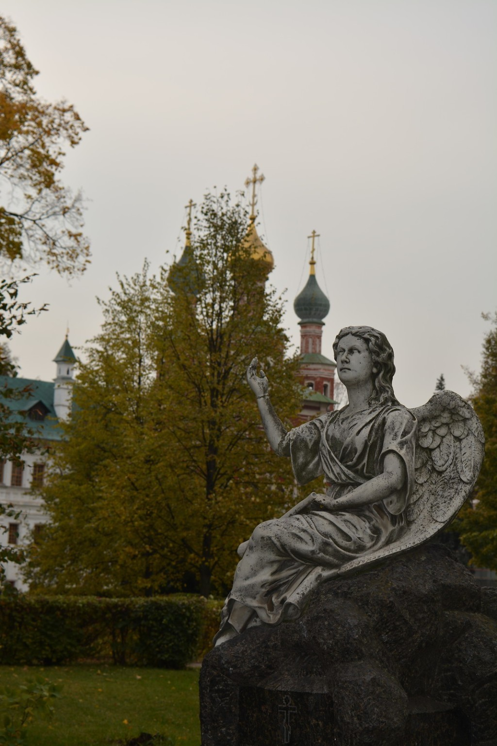 Novodevichy convent, Moscow 43