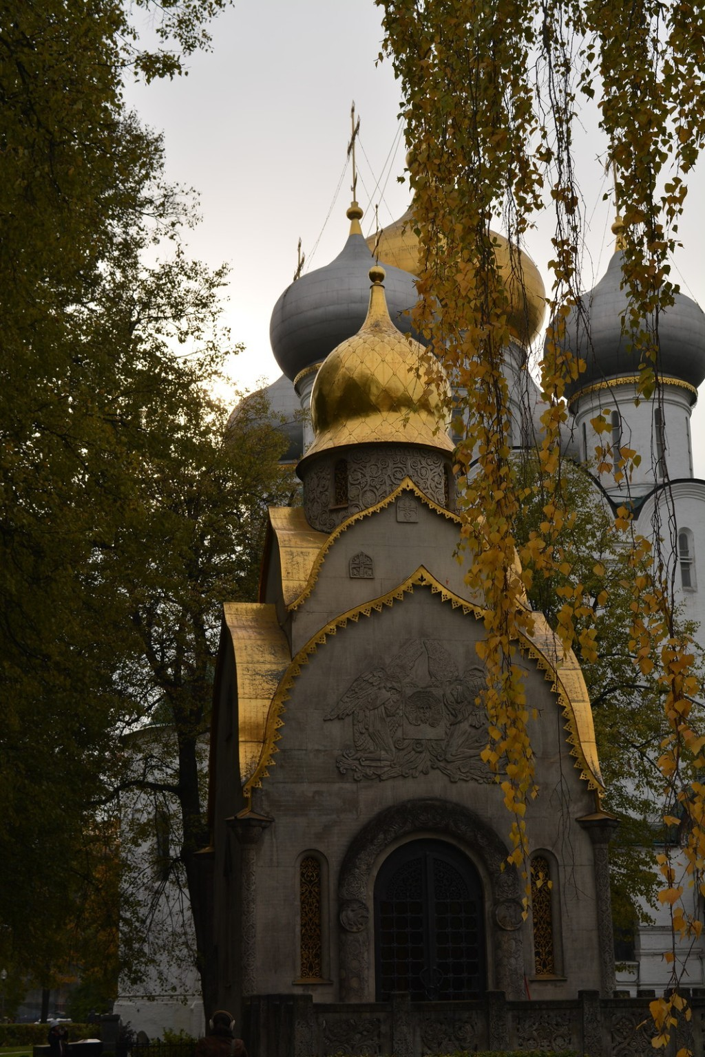 Novodevichy convent, Moscow 47