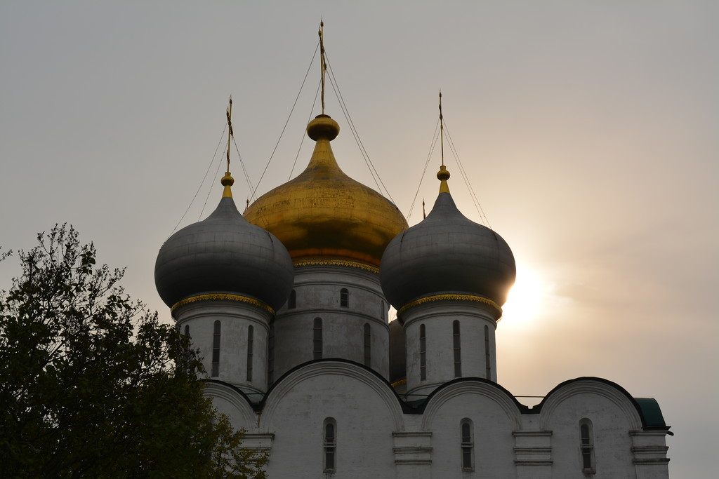 Novodevichy convent, Moscow 48