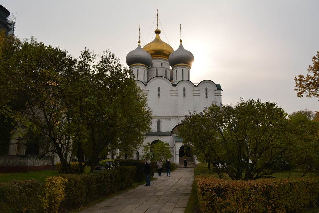 Novodevichy convent, Moscow 49