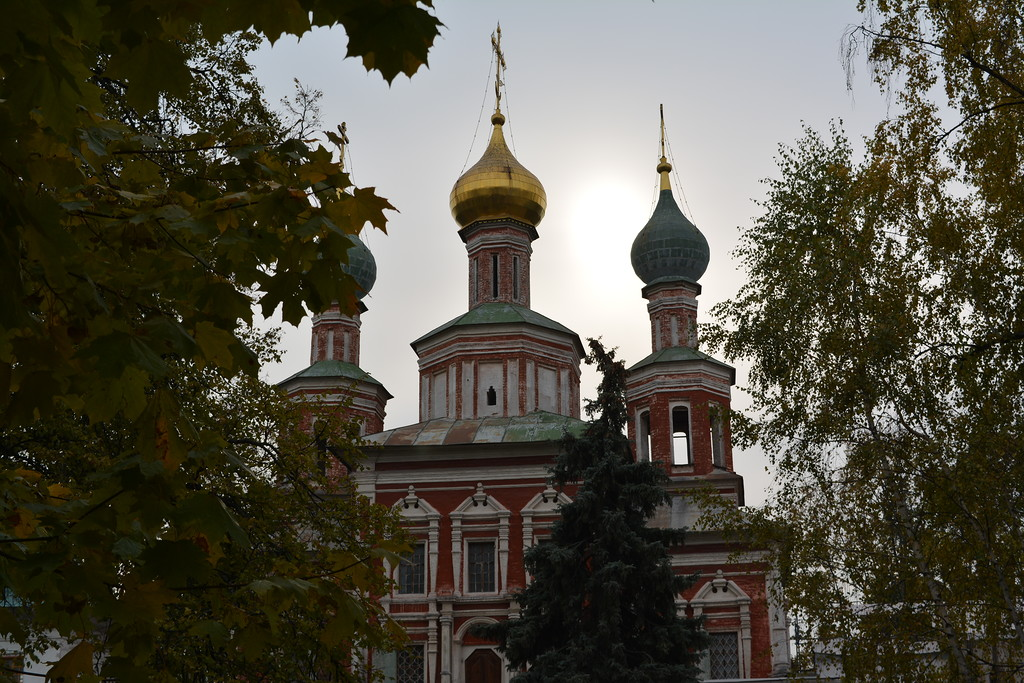 Novodevichy convent, Moscow 52