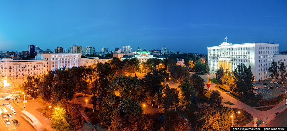 Rostov-on-don from a height 14