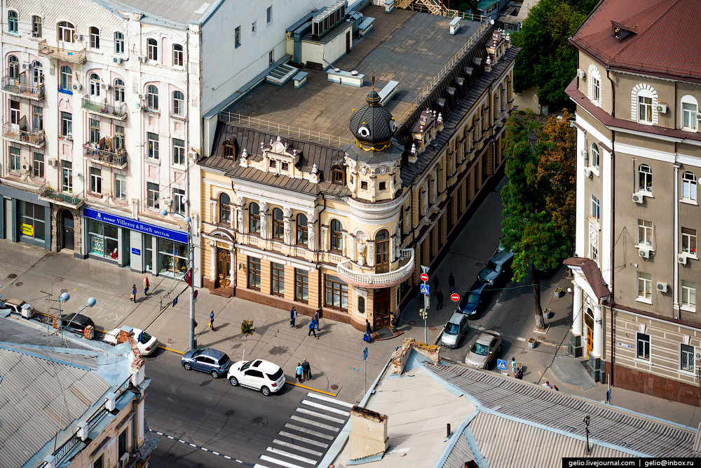 Rostov-on-don from a height 16