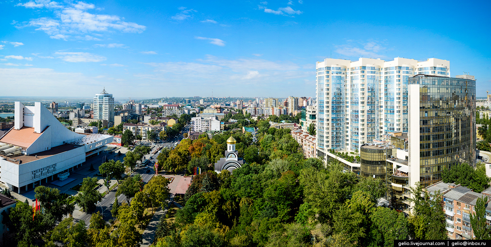 Rostov-on-don from a height 21
