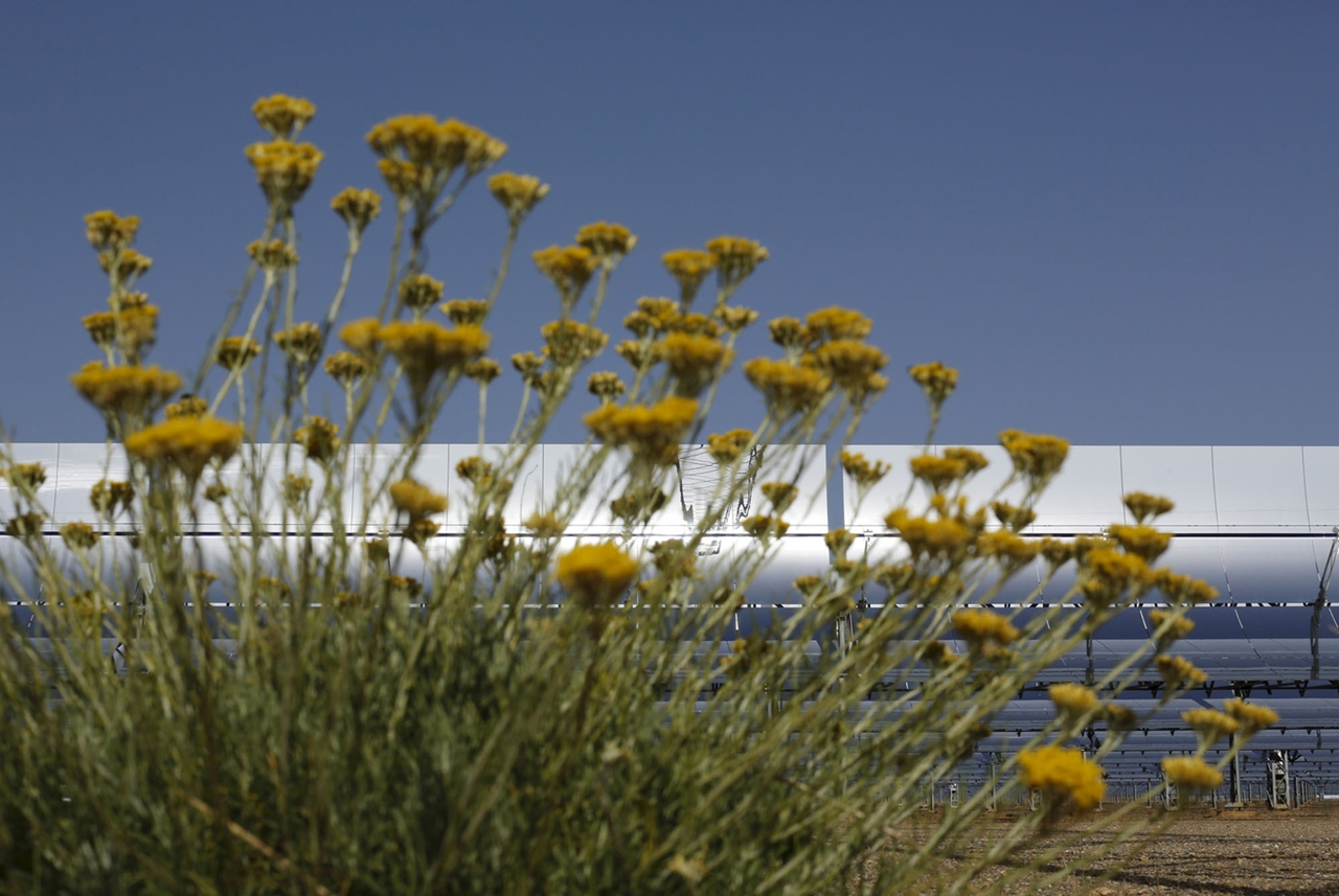 Spain's Andasol Solar Power Station 07