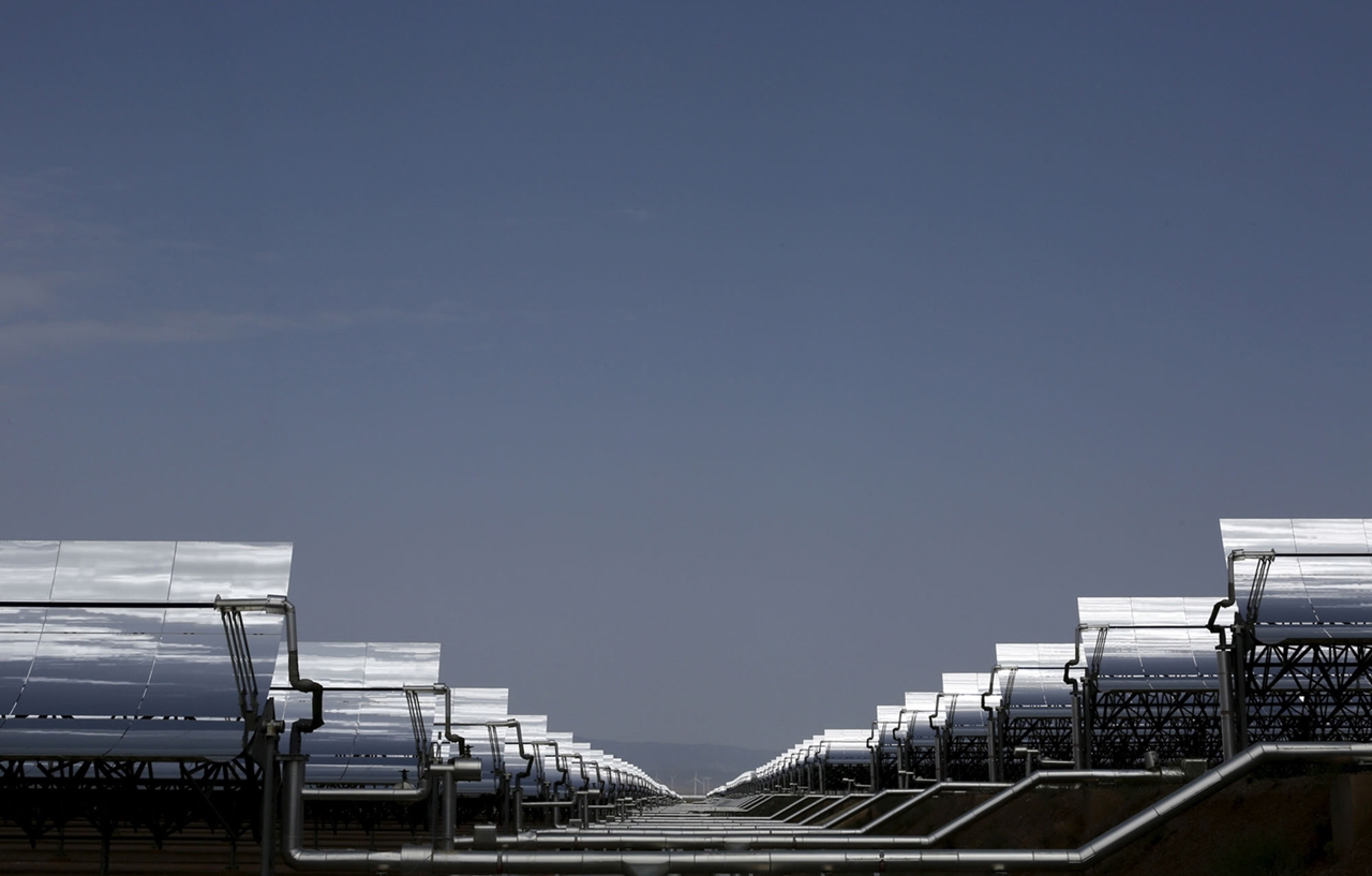 Spain's Andasol Solar Power Station 12