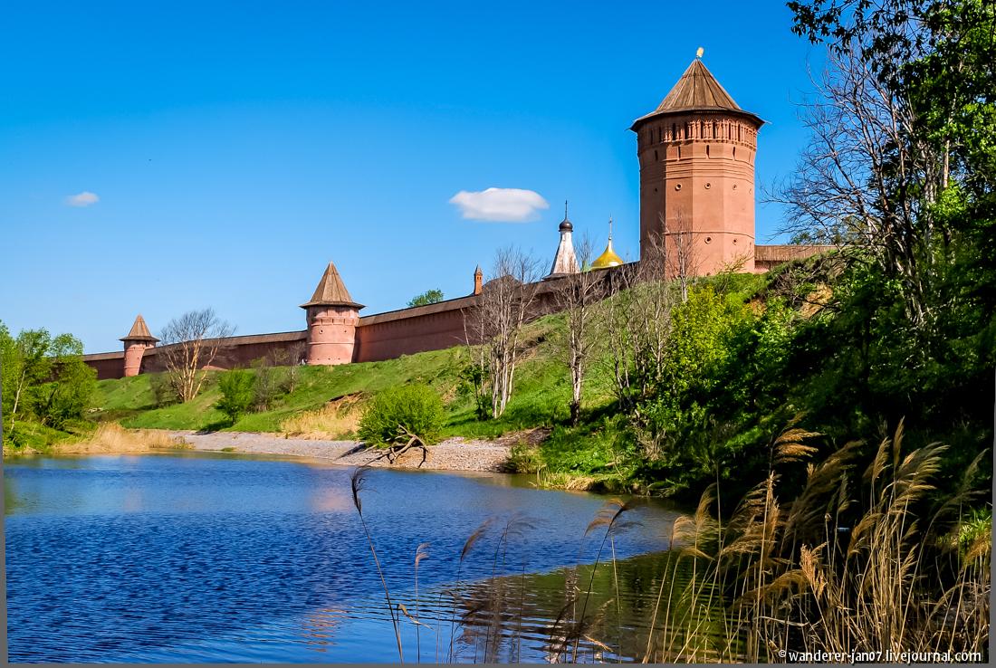 Suzdal. Pokrovsky monastery 03