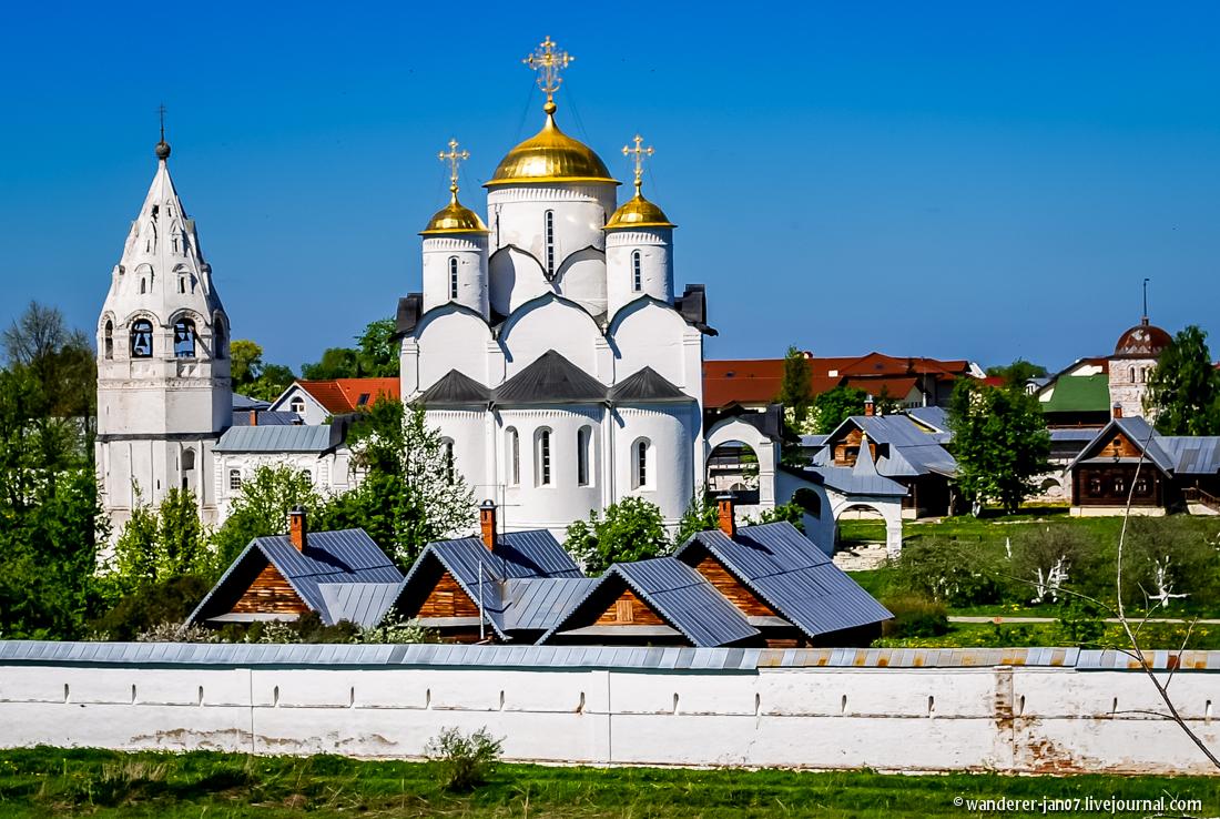 Suzdal. Pokrovsky monastery 06
