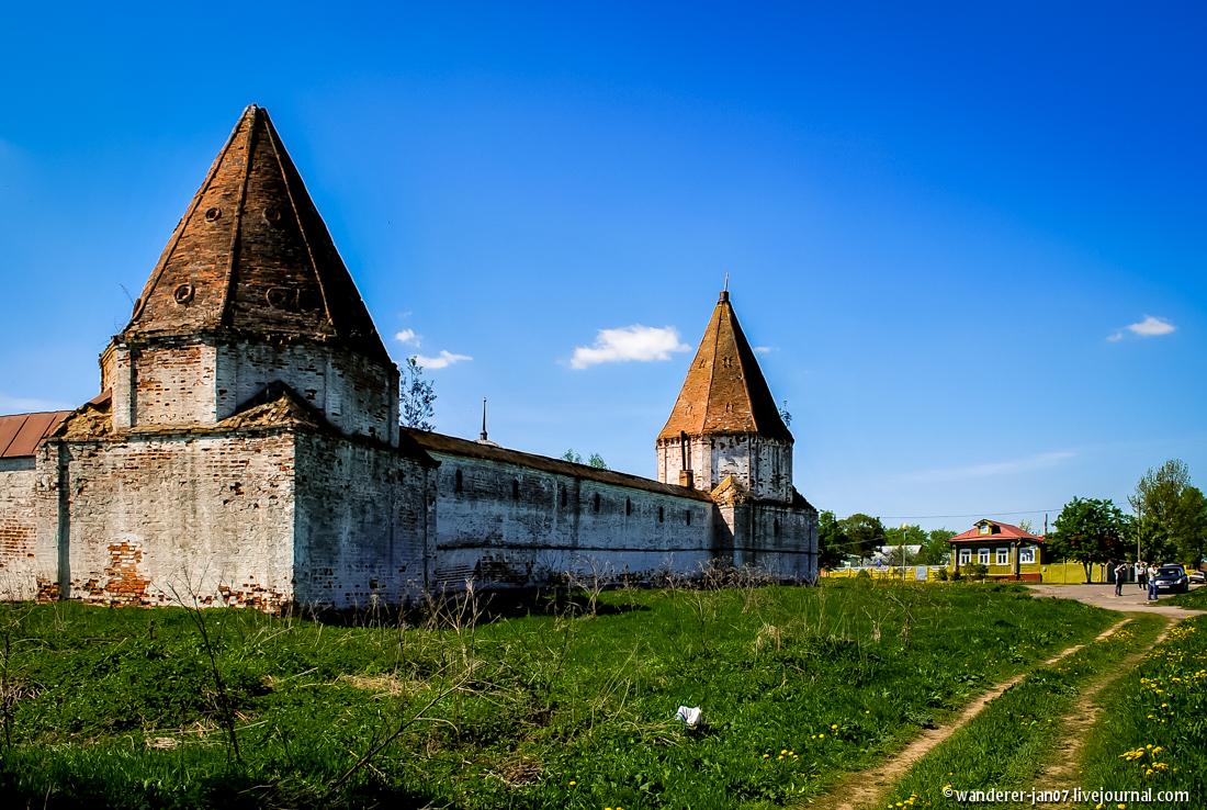 Suzdal. Pokrovsky monastery 07