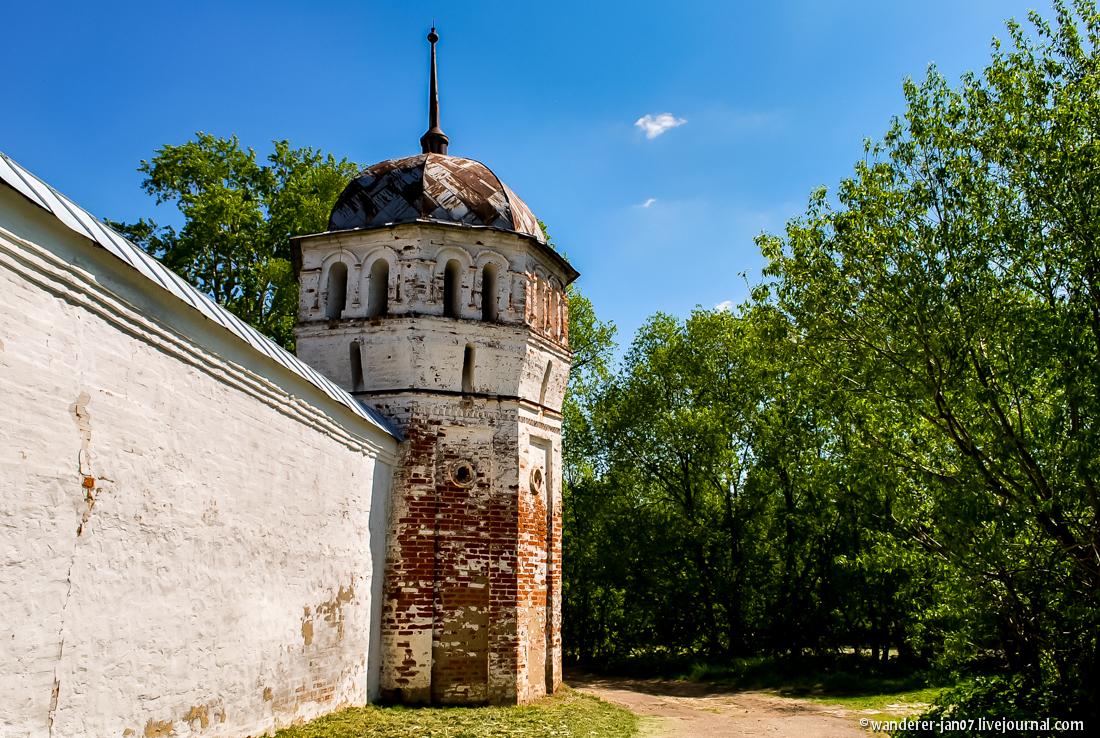 Suzdal. Pokrovsky monastery 08