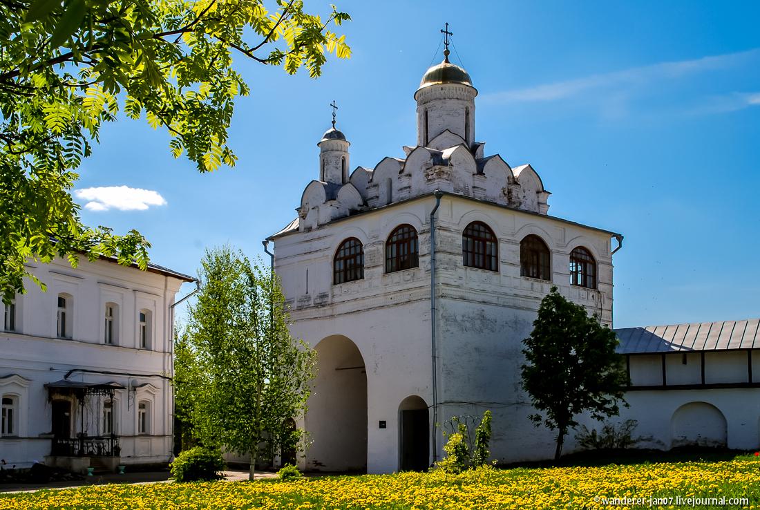Suzdal. Pokrovsky monastery 10