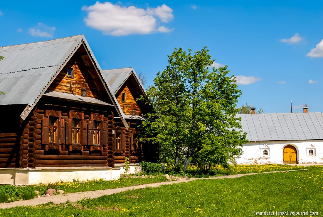 Suzdal. Pokrovsky monastery 11