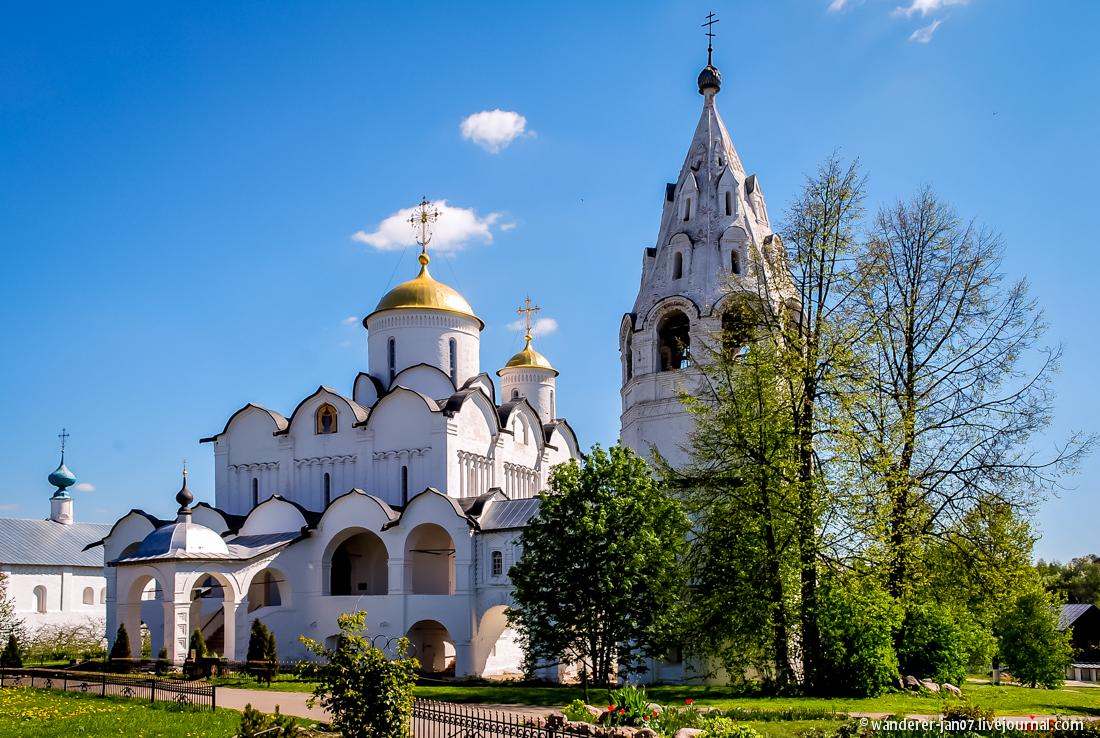 Suzdal. Pokrovsky monastery 14