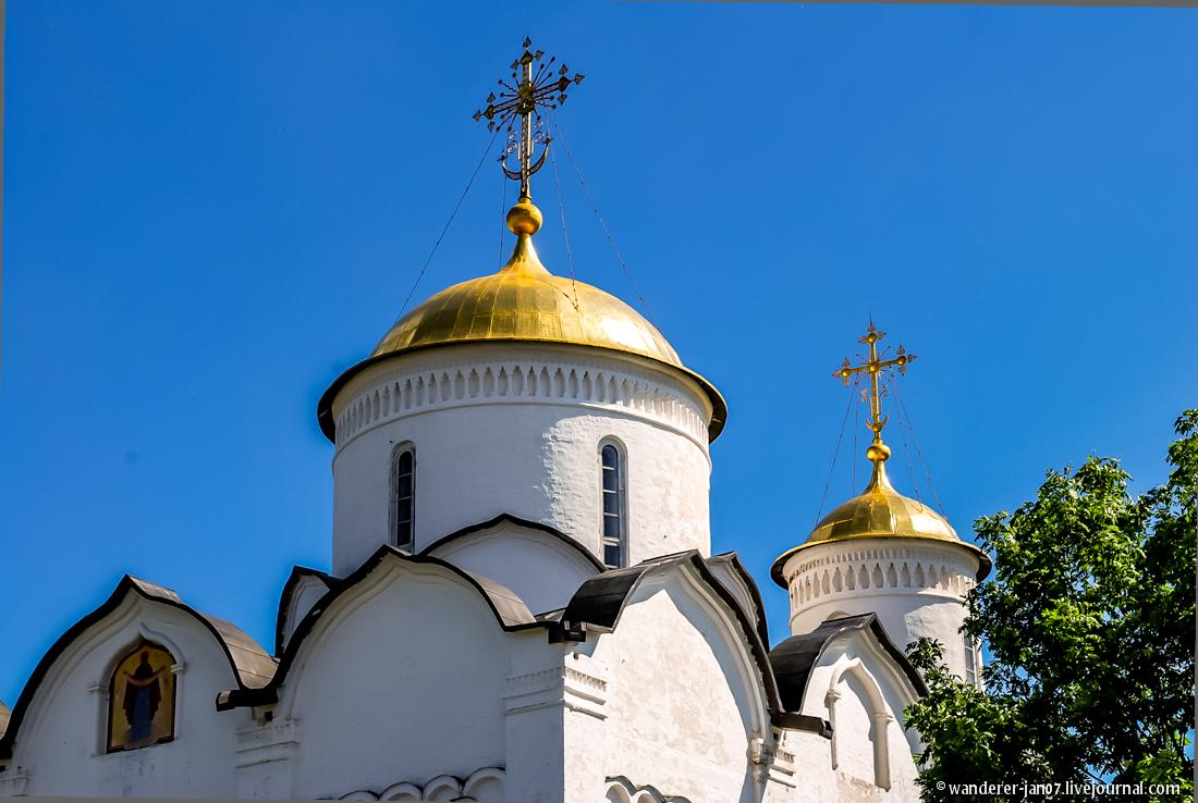 Suzdal. Pokrovsky monastery 15
