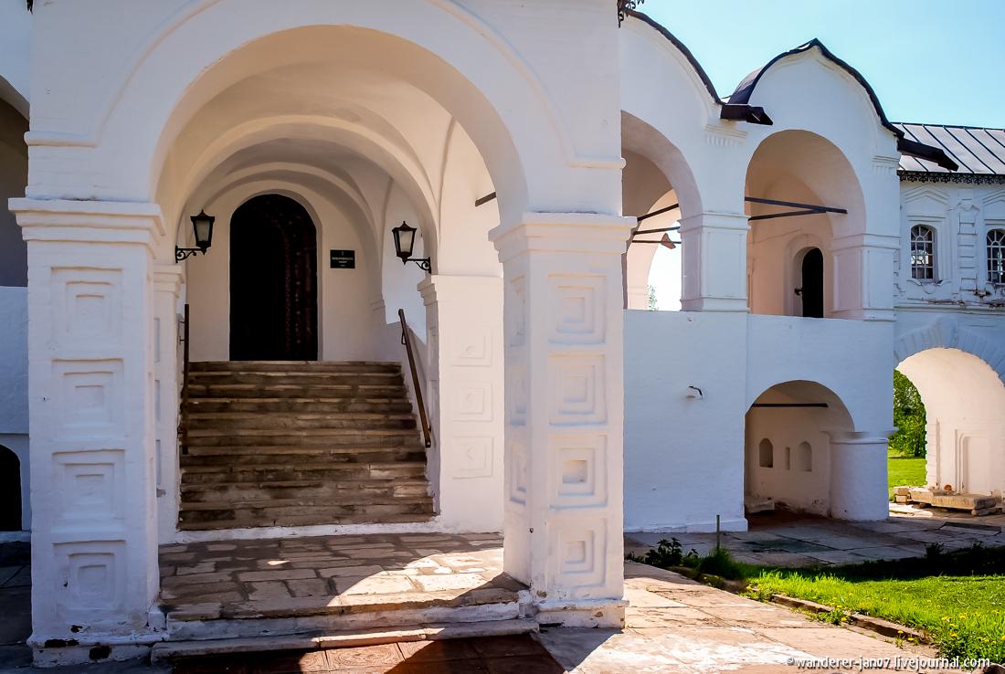 Suzdal. Pokrovsky monastery 16