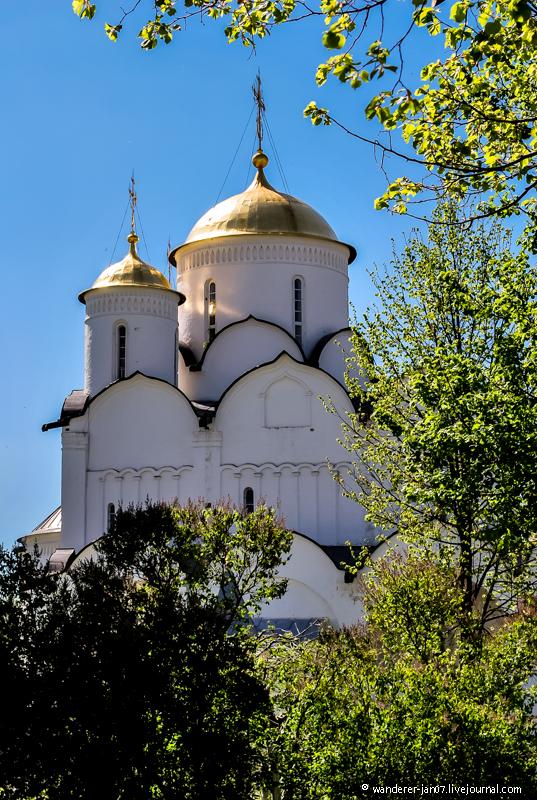 Suzdal. Pokrovsky monastery 17