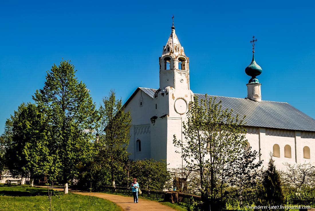Suzdal. Pokrovsky monastery 22