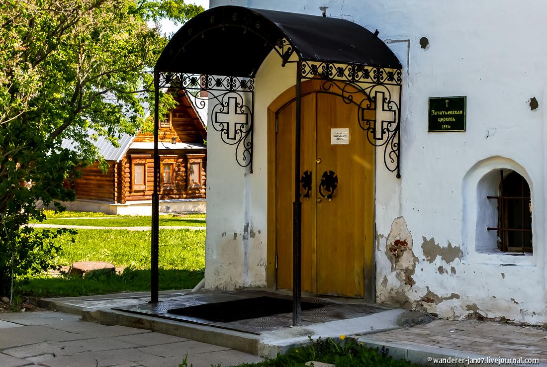 Suzdal. Pokrovsky monastery 23
