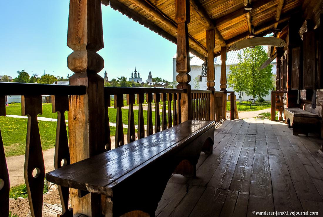 Suzdal. Pokrovsky monastery 25