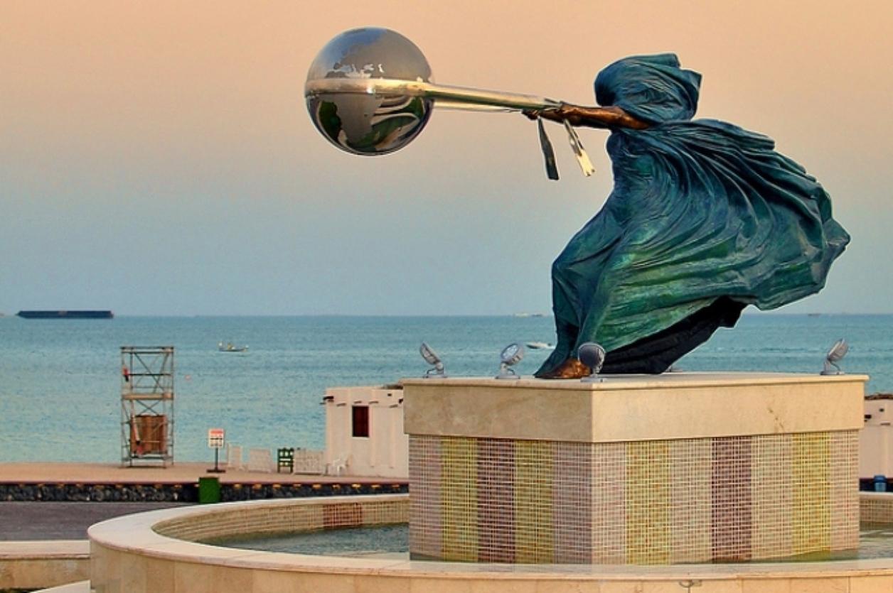 Удивительные скульптуры Лоренцо Куинн