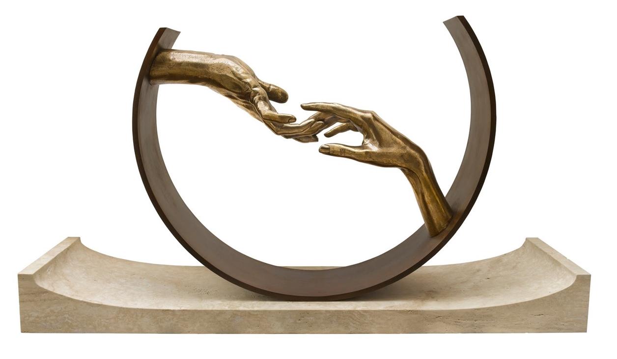 The Amazing Sculptures of Lorenzo Quinn 10