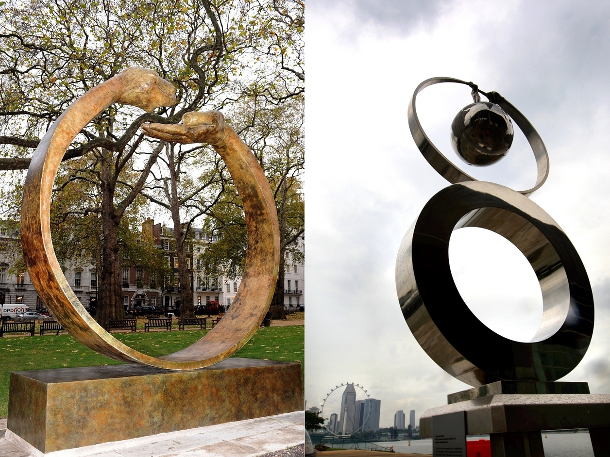 The Amazing Sculptures of Lorenzo Quinn 15