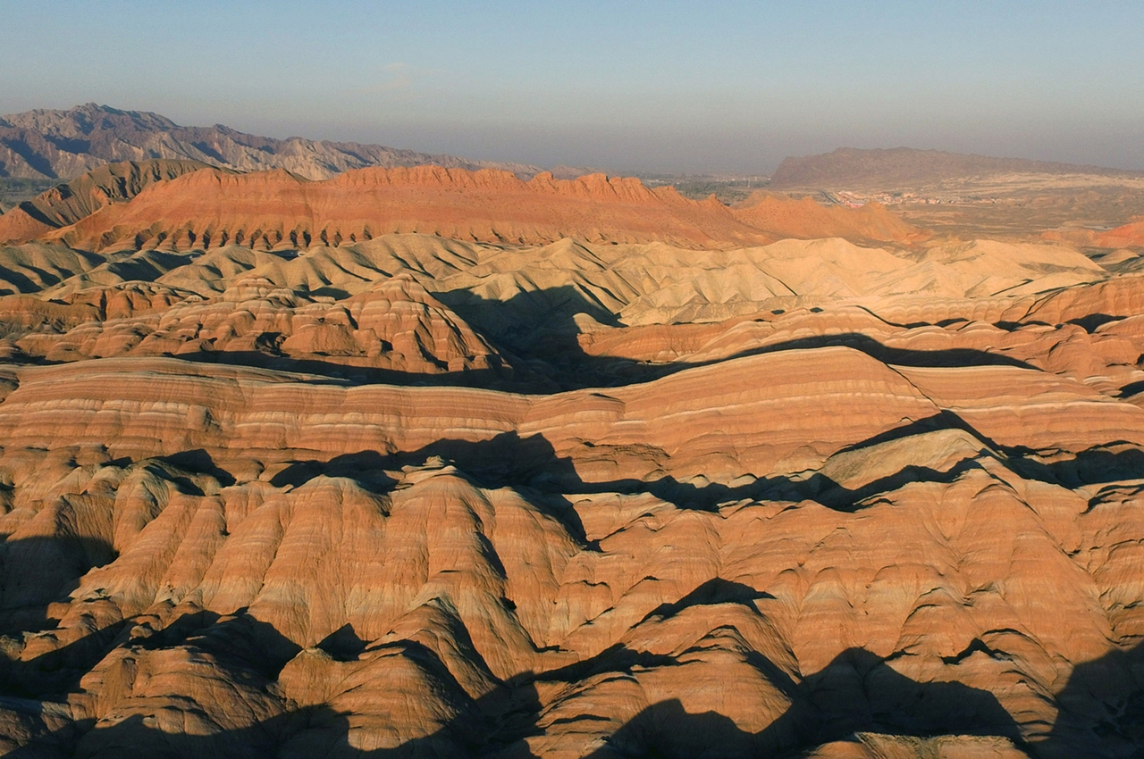 The Dramatic Landscape of China's Gansu Province 18