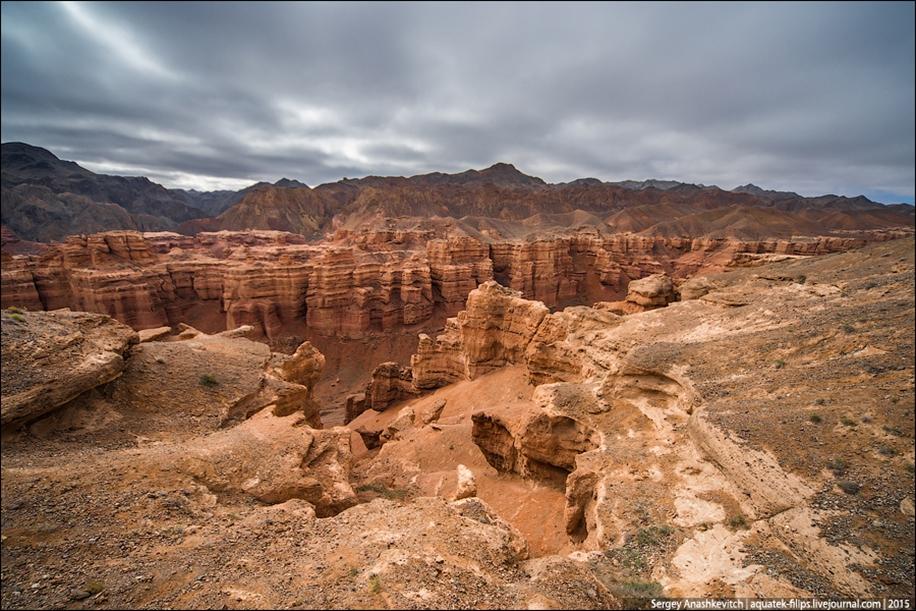 The Grand Canyon in Kazakhstan 04