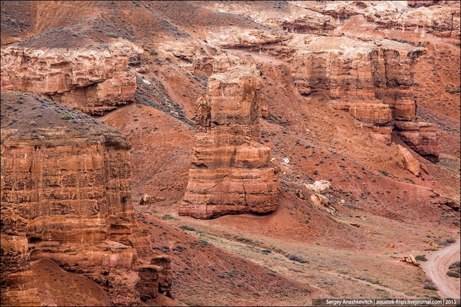The Grand Canyon in Kazakhstan 08