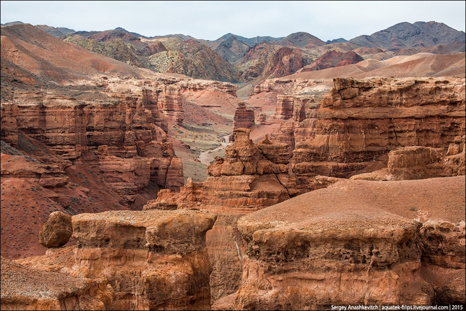 The Grand Canyon in Kazakhstan 09