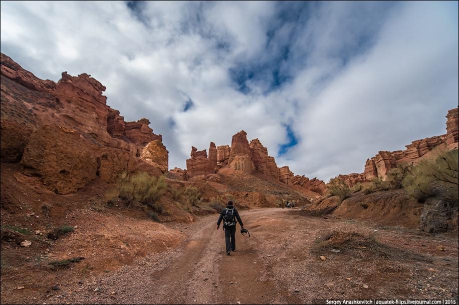The Grand Canyon in Kazakhstan 16