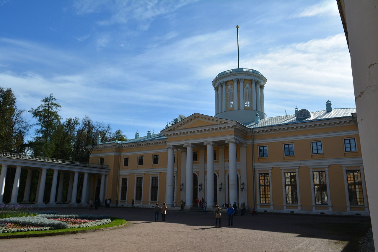 The Museum-estate Arkhangelsk 01