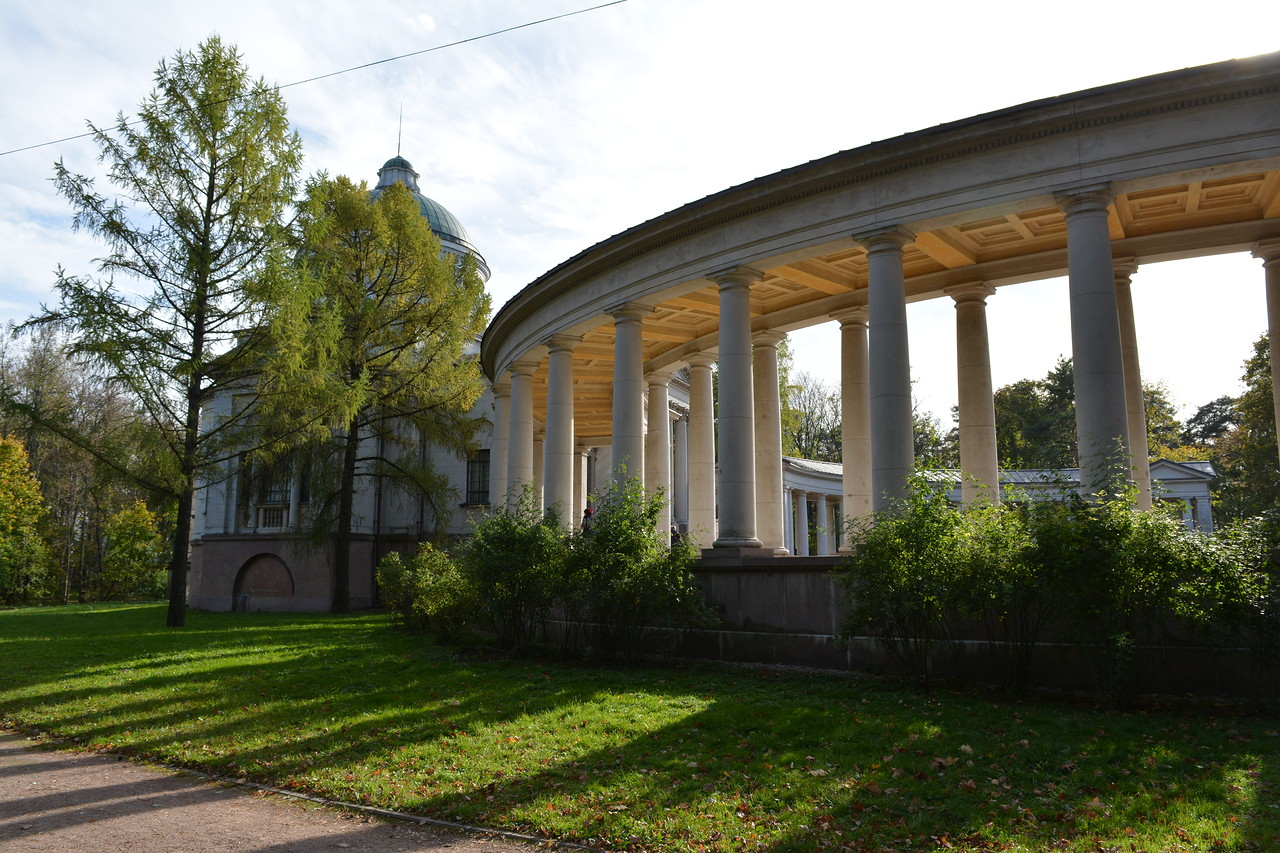 The Museum-estate Arkhangelsk 68
