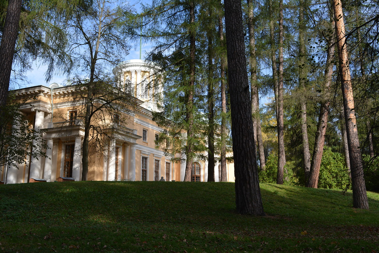 The Museum-estate Arkhangelsk 73