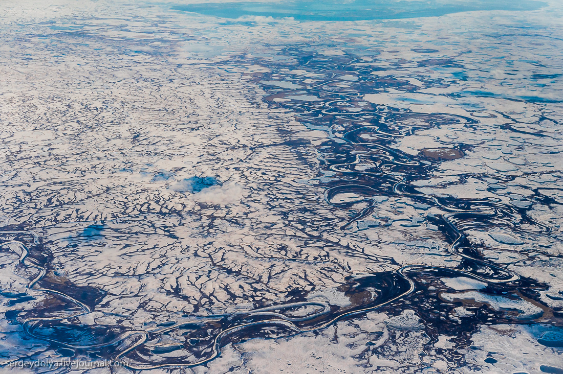 The North of Russia from height 24