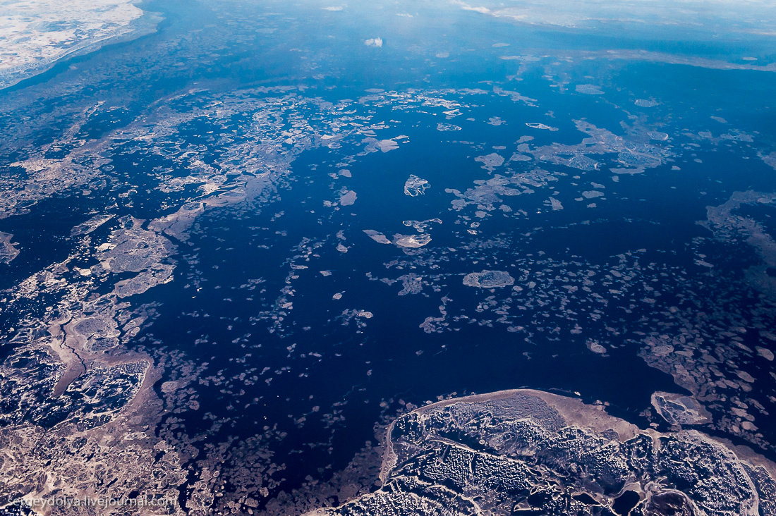 The North of Russia from height 28