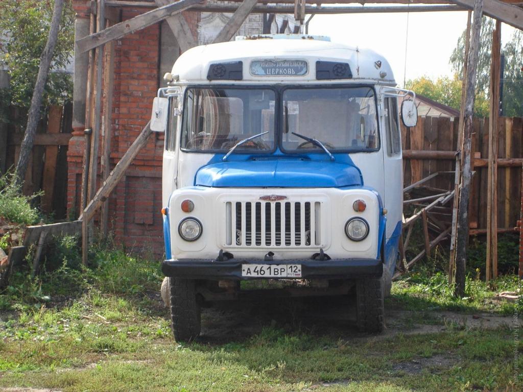 The Soviet automotive industry 02