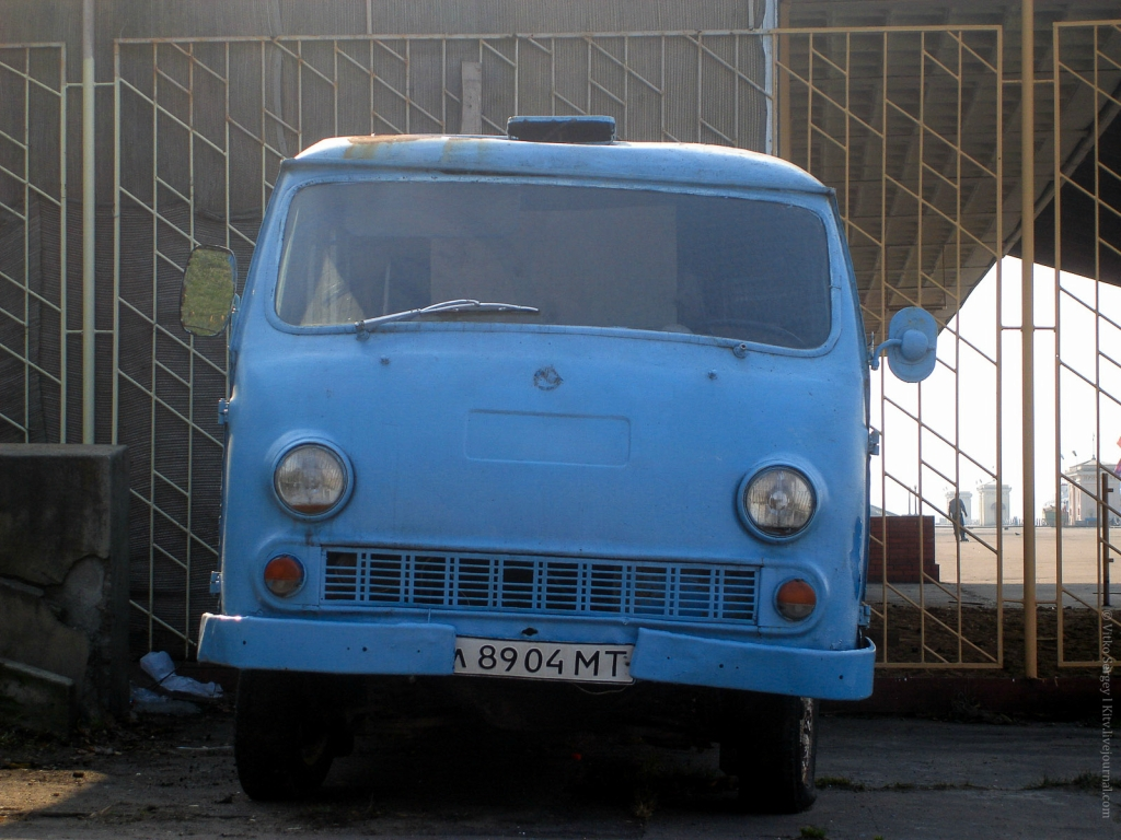 The Soviet automotive industry 12